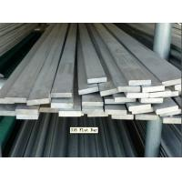 China 304 316L 440C Stainless Steel Flat Bars Hot Formed , 3mm - 12mm wholesale