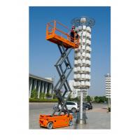 China Mobile Scissor Lift Manufacturer / Stationary Scissor Lift Table wholesale