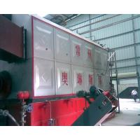 China Precision Multi Fuel Gas Oil Fired Water Steam Boiler / Oil Heating Boilers wholesale