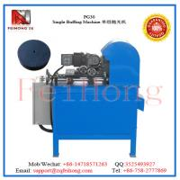 China 【Feihong】China Single Tank Steel Tube Polishing Machine\ Pipe Buffing machine\ Heating Tube Simple Polishing on sale