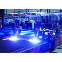 Quality Gantry type High Performance CNC Plasma Cutting Machine with Hypertherm EDGE PRO CNC system and Truehole System for sale