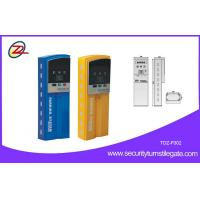 China Intelligent Parking Ticket Dispenser Machine For Car Parking System on sale