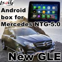 Buy cheap 480*800 Resolution gps navigation device , Mercedes - benz GLE Mirror Link Navigation product