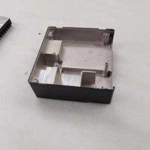 China RF Amplifier 6061 6063 al Aluminium Die Castings Housing Part Black Anodizing wholesale