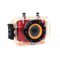 China Multi Color Digital Sports Cameras 1080P 2'' Touch Screen HD Car Camera Recorder DVR wholesale