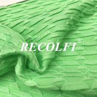 China Polyester Rex Textile 8% Spandex Recycled Mesh Fabric wholesale