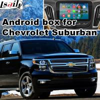 Buy cheap Android GPS navigation box interface for OPEL, BUICK, CHEVORLET  with rearview WiFi video mirror link product