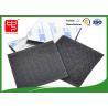 China 50*50 mm 3 M glue self Adhesive Hook and Loop Tape , sticky hook loop tape wholesale
