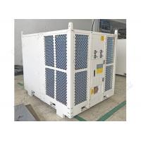 China Copeland Compressor 72.5kw Outside Tent Air Cooler / Air Conditioner Package Unit 25HP wholesale