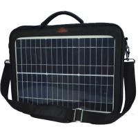 China Hiking Waterproof  Solar Charging Backpack With Handle 460mm x 340mm x 190mm wholesale