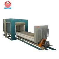 China 1400C Electric high temperature heat treatment furnace small pottery kiln furnace on sale