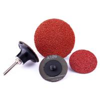 China 6 Inch Resin Fiber Sanding Discs Rough Grinding Removing Solder Joints 23000rmp wholesale