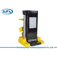 Quality Steel Materials Heavy Duty Hydraulic Jacks Built In Safety Valve Piston Toe Jack for sale