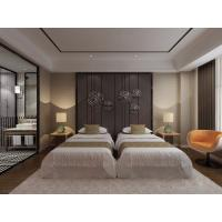 Buy cheap Hotel Twin Deluxe Bed Room Furniture Executive Suite Bedroom Set from wholesalers