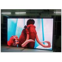 China 4m x 3m Outside Sport LED Display , IP65 Moving Message Text TV LED Full HD wholesale
