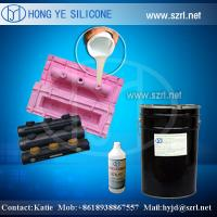 China High Tear Strength RTV Silicone Rubber for making plastic molds wholesale