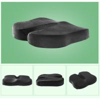 China Coccyx Orthopedic Pain Stadium Sofa Memory Foam Chair Massage Floor Meditation Car Outdoor Seat Cushion on sale
