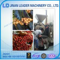 China 20 kg electric and gas 15-20min/batch commercial coffee roasting machine wholesale