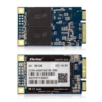 Zheino mSATA SSD CE 30GB For Mini Laptop 30 * 50mm 3 Year Warranty