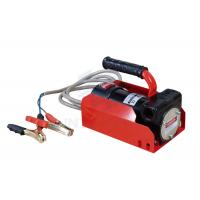 Quality 12Volt  DC Electric Diesel Transfer Pump With Carrying Handle 17psi 1.2bar for sale