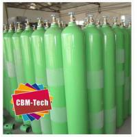 China Medical 10 Liter Oxygen Cylinders W/ Outside Diameter 140mm on sale