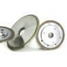 China Bronze Metal Bond Grinding Wheels Sapphire Ferrite Refractive Slot Shaping Usage wholesale