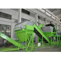 China Three Angle Shaft Waste Tyre Recycling Equipment SN - DS - 1400 For Rubber Tyre Scrap wholesale