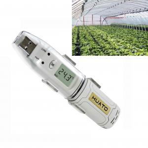 Green House Monitor USB Data Logger Usb Data Recorder High Precision