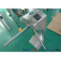 China 2016 Semi - Automatic Vertical Tripod Turnstile Gate / Turnstile Security Gates / Security Arm Barrier Tripod wholesale
