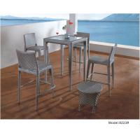 China rattan bar set furniture-8223 wholesale