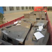 China Large AG Mill Castings Sag Mill Liners For Mine Mills HRC33-43 wholesale