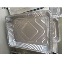 O temper 8011 Alloy Aluminium Container Foil for packing , ID 6 Inch