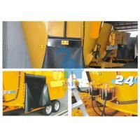 China Automatic Vertical Auger Mixer Agricultural Farm Machinery With Appending Device wholesale