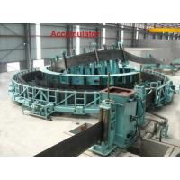 China Safe Automatic Strip Accumulator , Reliable Welding Pipe Horizontal Accumulator wholesale