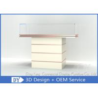 Quality Mordern MDF Jewellery Display Counters / Jewelry Shop Showcase for sale
