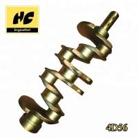 China Mitsubishi 4D56 Car Engine Spare Parts Crankshaft Titanium Stroker Crankshaft on sale