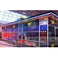 Removable 7D Cinema Equipment , Immersive XD Theatres with Whole Theater systems