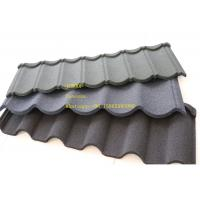 China Building Corrugated Steel Roofing Sheets Roman Tile 2.6kg Per / Sheet wholesale
