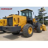 Buy cheap Professional 5 Ton Wheel Loader Construction Machine With Loader Attachments from wholesalers