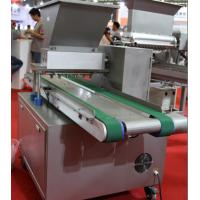 Buy cheap 300 - 600 Trays/Hr Cake Depositor Machine Servo Motor With Delta PLC Touch from wholesalers
