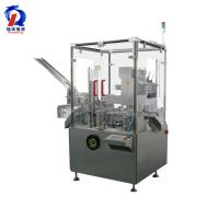 China Pharmaceutical Automatic Cartoning Machine Stainless Steel Material wholesale