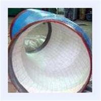 China Abrasion resistant ceramic lined pipe and elbow wholesale