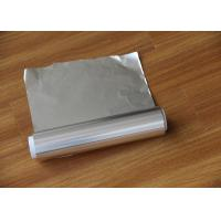 China Catering Kitchen Cooking Aluminium Foil For Food Packaging 300mm Width x 100m Length FDA certificate wholesale