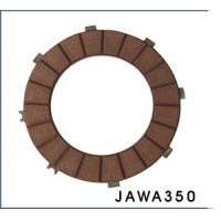 China Low wear perfoemance motorcycle clutch parts plates kits with 8 teeth JAWA350 wholesale