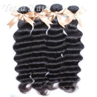 China Loose Deep Wave Brazilian 7A Virgin  Hair  22 Inch No Mixture wholesale