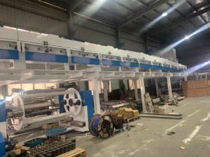China Width 1800mm PVC Insulation Electrical Tape Making Machine 50m/min wholesale