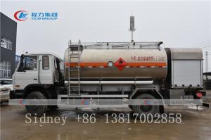 China Dongfeng 10 Tons 15cbm Fuel Delivery Truck Aviation Kerosene Fuel Dispenser Truck wholesale