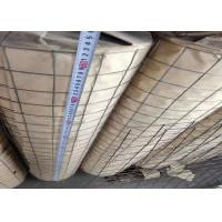 China 1'' Hole Electro Galvanzied Welded Wire Mesh 30 M Roll For Agriculture wholesale