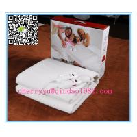 China 100% Polyester Ten Heat Setting Automatic Timer Electric heating Blanket With CE CB GS Rohs EMC Certificate Approval on sale