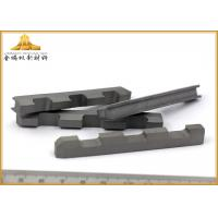 China Hard Alloy Tungsten Carbide Cutting Tools High Bending Strength With High Hardness wholesale